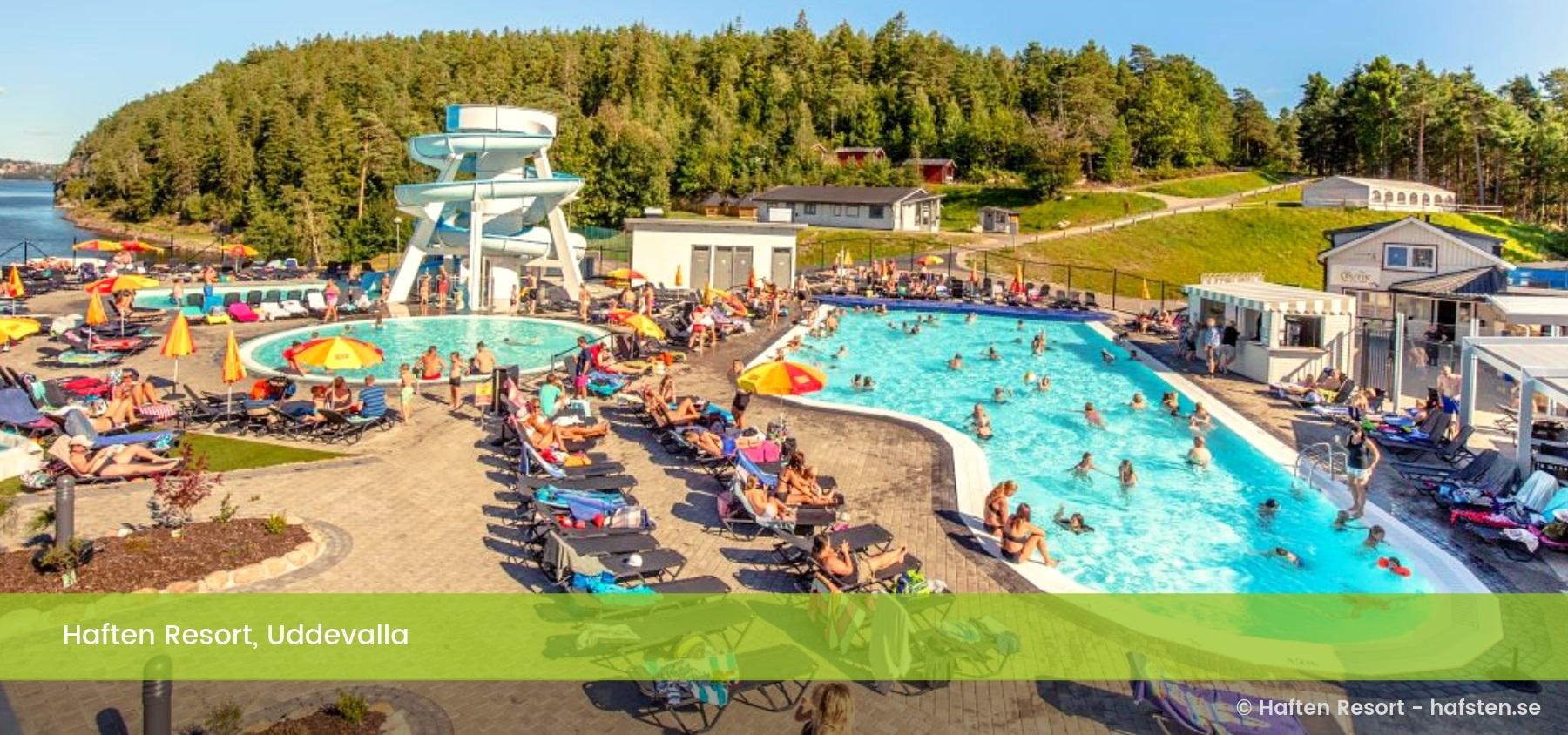 Hafsten Resort Uddevalla Suecia
