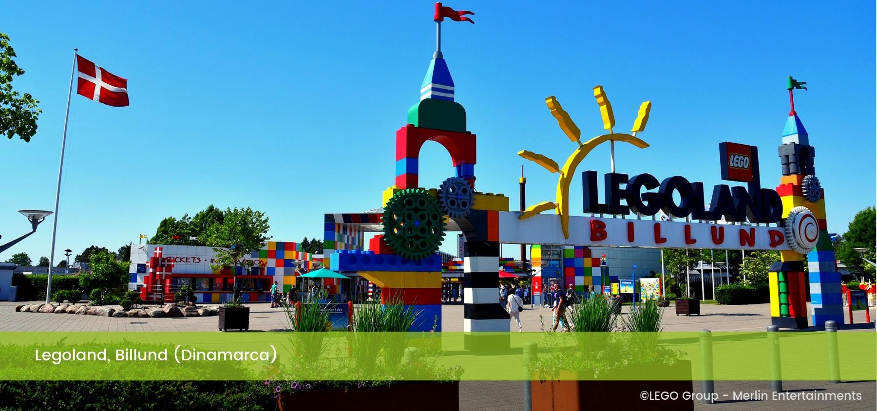 Legoland Billund. Dinamarca.
