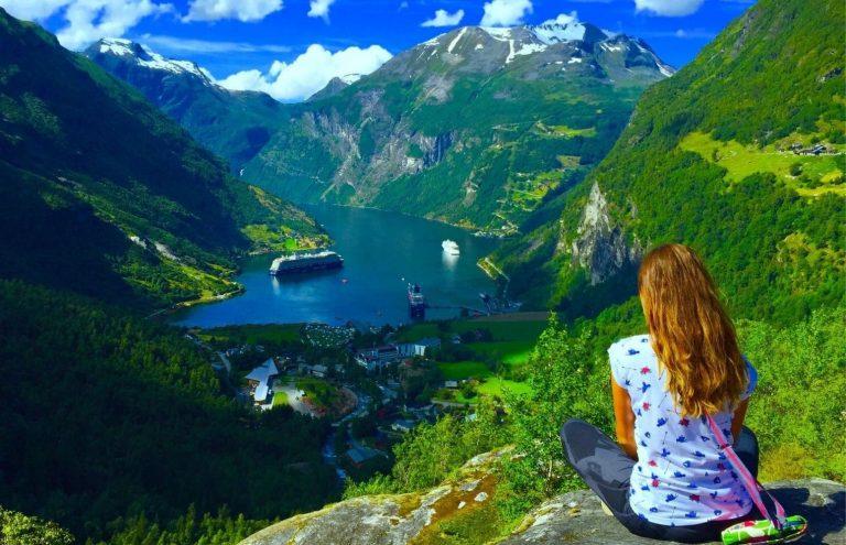 Fiordos de Noruega Clásico