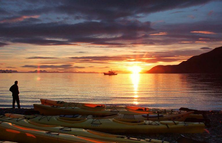 Islas Svalbard Senderismo y Fauna Salvaje