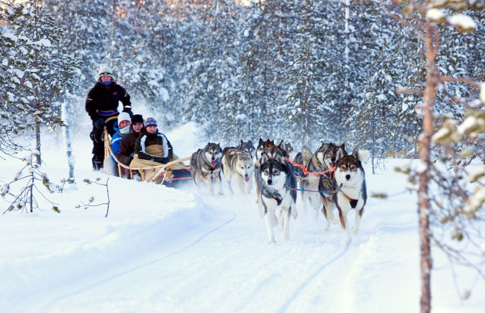 Laponia Rovaniemi