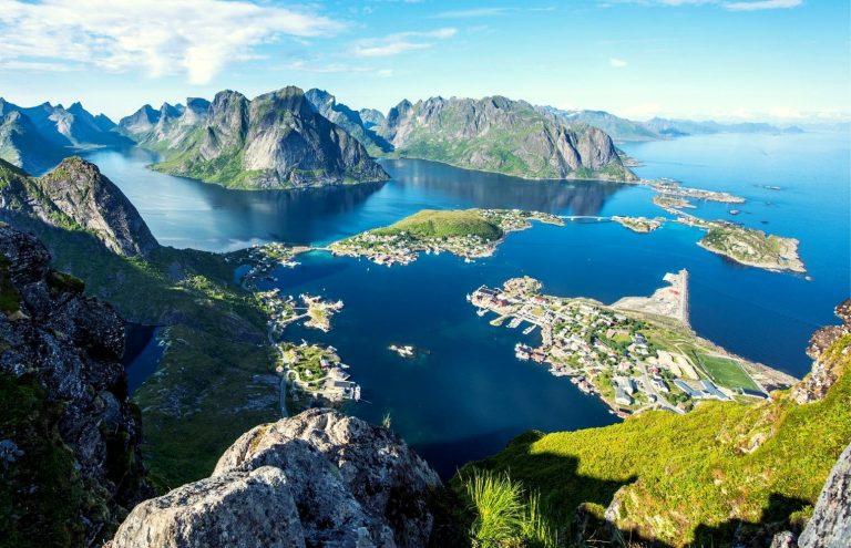 Lo Mejor de la Costa Noruega