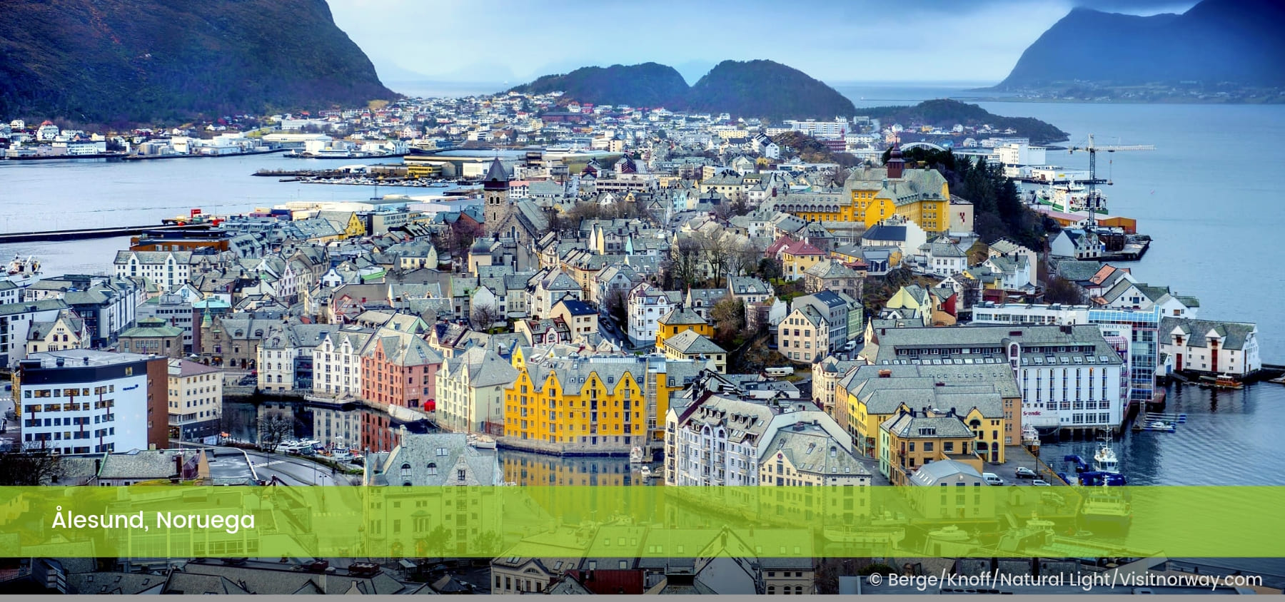 Ålesund Noruega