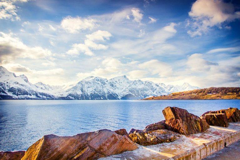 Lyngenfjord - Norte de Noruega en Cabaña